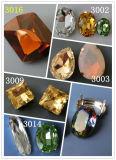 De decoratieve Duidelijke Parels van het Kristal voor Halsband