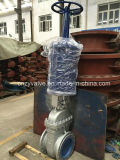 Запорная заслонка Dn300 JIS 10k пневматическая (Z641Y-DN300-10K)