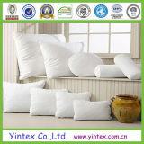 Double coton polyester blanc oreiller de remplissage (CE/OEKO-TEX, BV, SGS)