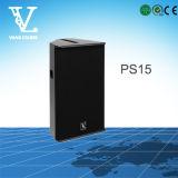 PS15 쌍방향 15inch 휴대용 PA 다중 매체 스피커