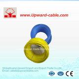 H07V-U 1.5mm2 PVC建物BS6004の銅の電気ワイヤー