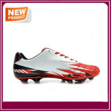 Zapatos respirables del fútbol del diseño de la venta caliente nuevos