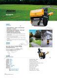 China caminata manual de 0.5 toneladas detrás del rodillo vibratorio (JMS05H)