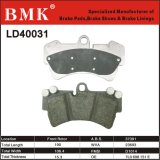 Qualité Premium Plaquettes de frein avant (LD40031) pour l'Audi, Porsche, Touareg