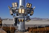 高いマストポーランド人のためのIP66、Ik08 400W LEDのフラッドライトおよびセリウムが付いているスポーツの競技場。 TUV、UL保証5年の