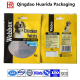 Sacos secos personalizados do alimento do saco/gato do alimento do animal de estimação do empacotamento plástico do projeto