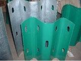 물결 모양 광속 강철 보호 담