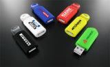 환약 모양 플라스틱 USB 섬광 드라이브 - 캡슐 모양 USB