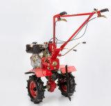 Sierpe accionada motor diesel 10HP/cultivación