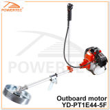 POWERTEC 51.7cc 1.6kw Grass Trimmer Engine Gasoline Outboard Motor (YD-PT1E44-5F)