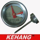 Alto termometro di carne di Qualitymini (KH-M106)