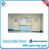 Porte coulissante hermétique automatique Porte étanche à l'air Porte de l'hôpital Porte de la chambre à rayons X