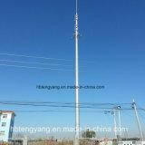 Selbsttragender Stahlgefäß-Mikrowellen-Antennenmast