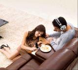 Верхний итальянский Seating /Sofa домашнего театра Recliner (922#)