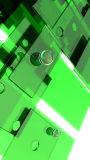 obscuridade da alta qualidade de 4-12mm - reflexivo verde/revestiu o vidro