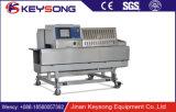Coupeur de partie de machine de découpage de poids d'égale de viande fraîche