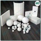 Tijolo de alinhamento da alumina para a moedura do moinho de esfera
