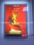 LED Message Display Crystal Posters Frame Light Boxes