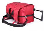 [Сумки] мешок руки багажа вагонетки Duffle отдыха напольных спортов прочный перемещая