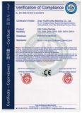 Lijst-type CNC Scherpe Machine