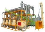 máquina da fábrica de moagem do milho 30-35tpd/milho com Ce