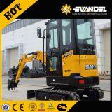 Excavador de Sany de 1.6 toneladas mini (SY16C)