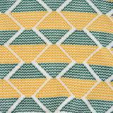 Maglione dei bambini lavorato a maglia pullover variopinto ondulato