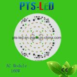 LED de CA de 160 W Módulo da placa PCB com marcação UL AEA