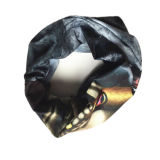 Sciarpa di fumo del tubo del Bandana di stampa di 11 di colore Digital di disegno