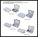 12 caixa de distribuição do cabo da fibra óptica dos núcleos SMC FTTH