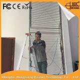 Transparente a todo color/vidrio/pantalla de la ventana/de la cortina LED