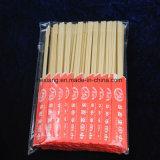 Muestra libre mundial 23cm envuelta desechables palillos de bambú