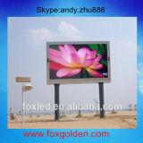 HD étanche DIP P10 l'extérieur de l'écran à affichage LED