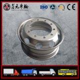 Jantes de roda de aço de preço baixo, ônibus, caminhão pesado (22,5 * 11,75)