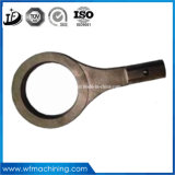 OEM sand Casting Impeller/pump/valve/beep to pipe fitting parts OF Centrifugal attendant pump
