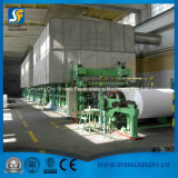 Fabricante diario de la máquina de papel del lavabo del uso con el soporte del técnico