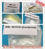 99.57% Pureté Sarm Gw-501516/poudre crue de Cardarine