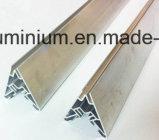 Rivestimento di alluminio della polvere di profilo del blocco per grafici dell'espulsione per la finestra ed il portello