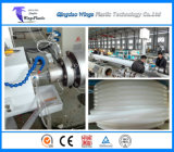 Ligne d'extrusion de LDPE/pipe de PERT, machine en plastique de fabrication de pipe