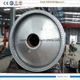 Se utiliza 15ton Planta de refinería de aceite del motor por lote