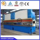 presse de la plaque hydraulique CNC avec certificat