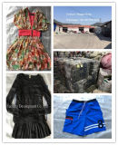 Vêtements 2016 utilisés par mode d'usine pour les femmes de l'homme et l'enfant (FCD-002)
