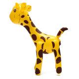 Feste Drucken Belüftung-oder TPU aufblasbares Giraffe-Spielzeug