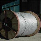 Acs plattierter Stahlstrang-Aluminiumdraht in der hölzernen Trommel