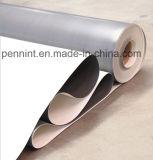 60mil Single Ply Blanc / Gris Tpo Membrane étanche pour appartements