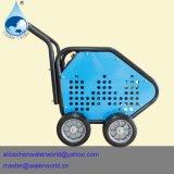 Producto de alta presión industrial para la limpieza del petróleo y del polvo