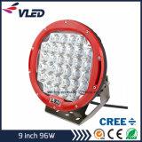 CREE LED 96W de luz de trabajo SUV todoterreno Jeep