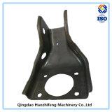 Kundenspezifisches Qualitäts-Blech, das Teile mit galvanisierter Platte stempelt