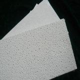 Sandy-Beschaffenheits-Mineralfaser-Decken-Vorstand-Decken-Fliesen (600*600, 610*610 usw.)