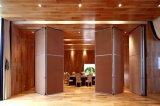 ホテルか会議場のための操作可能な隔壁か会議室または多目的ホール
